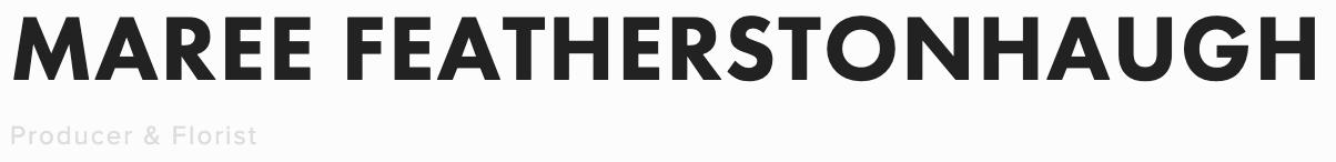 Maree temp logo